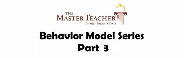 Behavior Model Part III: The Secondary Needs