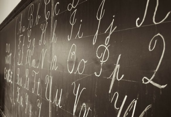 Does Cursive Writing Still Fit in Today's Curriculum?